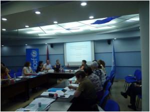seminar in UNICEF