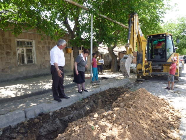 2014 - Ditak village Community for Preventing Loss of Safe Drinking Water